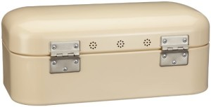 Wesco 235 201-23 Brotkasten Grandy, 42 x 23 x 17 cm, mandel1